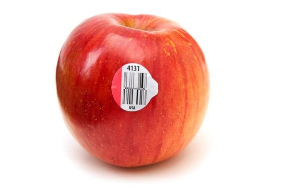 فروش برچسب میوه